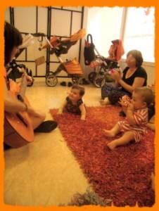 Música con bebés
